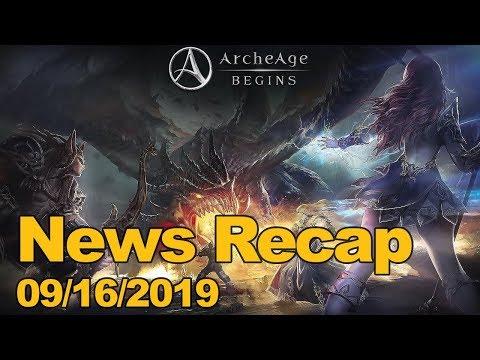 MMOs.com Weekly News Recap #217 September 16, 2019
