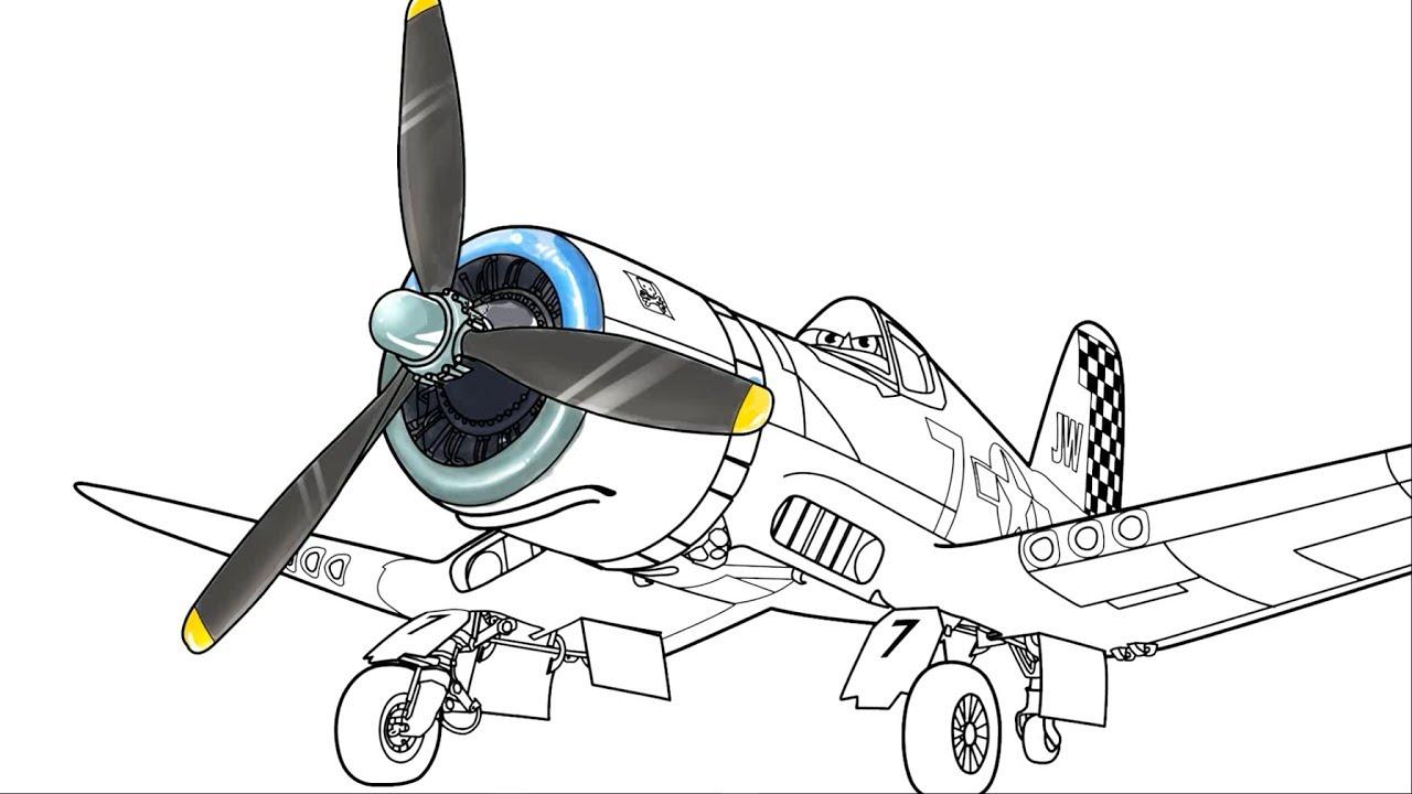 как нарисовать шкипера самолет