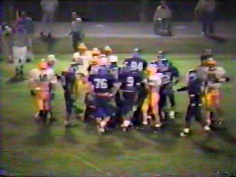 1992 Gatewood Academy Gators at Windsor Academy Knights football