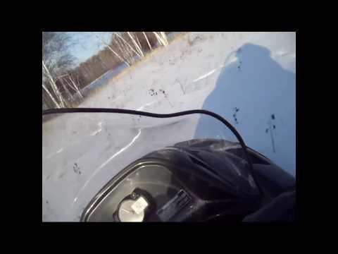 Снегоход ТАЙГА АТАКА II СТ-551ДР характеристики и фото