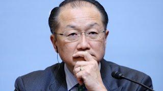 World Bank President Jim Yong Kim: Three Ways to Eliminate Poverty