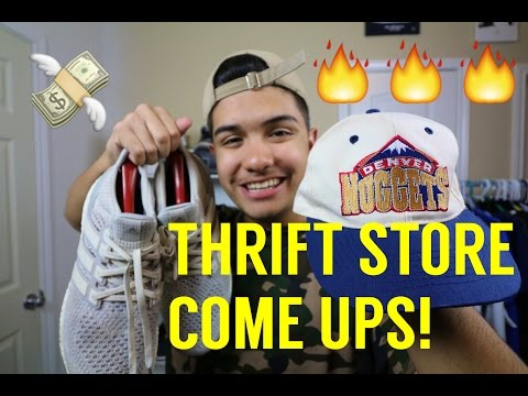 VINTAGE THRIFT HEAT!! TRIP TO THE THRIFT IN COLORADO!