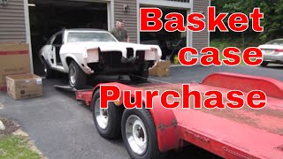 Barn Find 1970 Mercury Cougar XR7 Follows Me Home