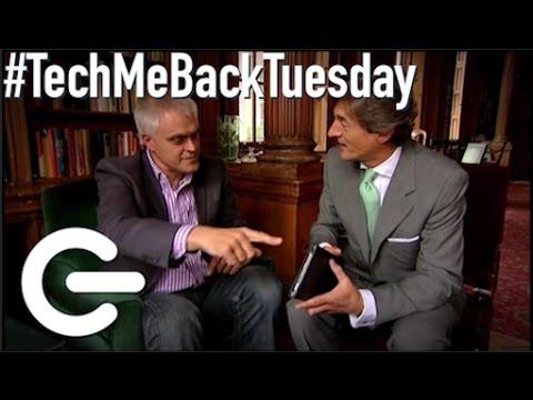Introducing The E-book - The Gadget Show #TechMeBackTuesday