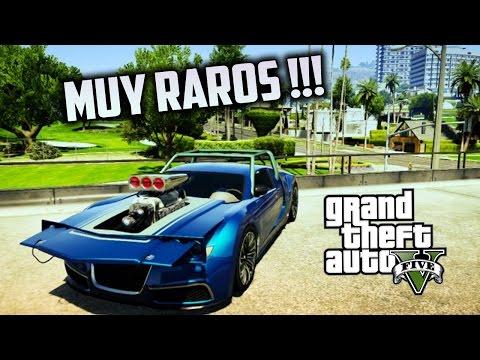 IMPRESIONANTE!! NUEVOS VEHÍCULOS MODIFICADOS!! GTA 5 ONLINE NUEVOS VEHICULOS RAROS Y SECRETOS
