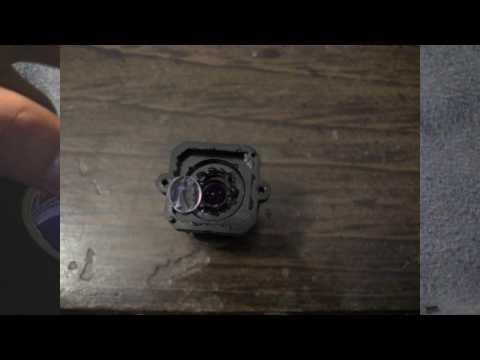 (1/2) Playstation 3 Eye Camera - Removing IR Blocking Filter