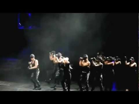 Lady Gaga - Scheiße W/ a fan on stage live HOUSTON.HD
