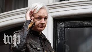 What's up with Julian Assange?