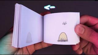 Je fais des FLIPBOOKS de dessin ! (J'aime)