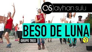 BESO DE LUNA - Grupo Treo // by A. SULU & FRIENDS (Zumba - MERENGUE)