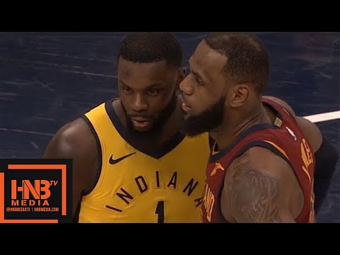 Cleveland Cavaliers vs Indiana Pacers 1st Half Highlights / Game 3 / 2018 NBA Playoffs