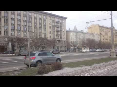 Фрунзенская набережная - 25.02.2017
