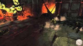 Darksiders II gameplay trailer