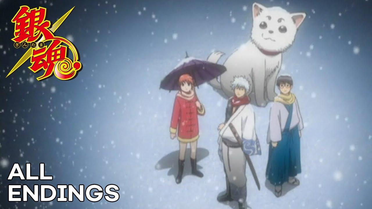 All Gintama Endings