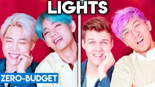 Baixar K-POP WITH ZERO BUDGET! (BTS - Lights)