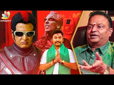 I'm Disappointed for Not Acting with Rajinikanth : Ishari K. Ganesh Interview | 2.0, LKG