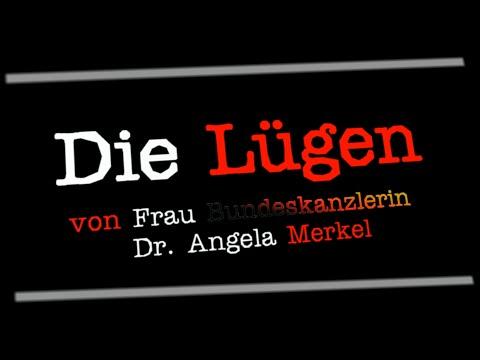 Die Lügen der Regierung und Kanzlerin Merkel