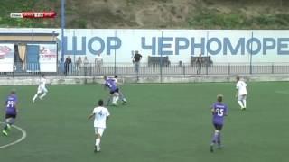СДЮШОР Черноморец 2 1:1 ДЮФК Черноморец (2 тайм)
