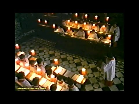 "TV ""Choirboys"": Bristol Cathedral 1984 (Malcolm Archer)"