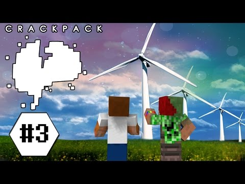 Fixar Vindkraft Åt Ufo! | CrackPack #3