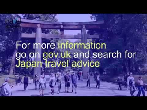 Japan - local laws and customs