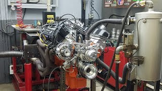 440 Chrysler Mopar Engine Building Part 12 - Dyno Test