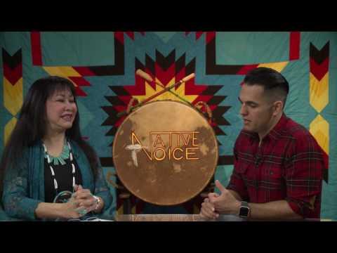 "Native Voice TV Joseph D. Valdez ""The Memory Stick"""