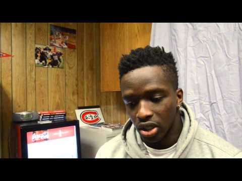 St. Cloud State Football interview with Jordan Sefon