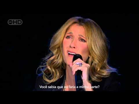 Céline Dion  My Love  Oprah 27102008 HD legendado