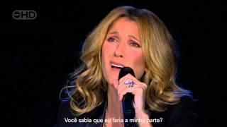 Céline Dion - My Love Live [Oprah 27.10.2008] HD (legendado)