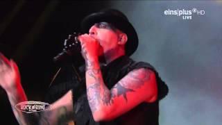 Marilyn Manson - Live @ Rock am Ring 2015 (Full Concert) RAR
