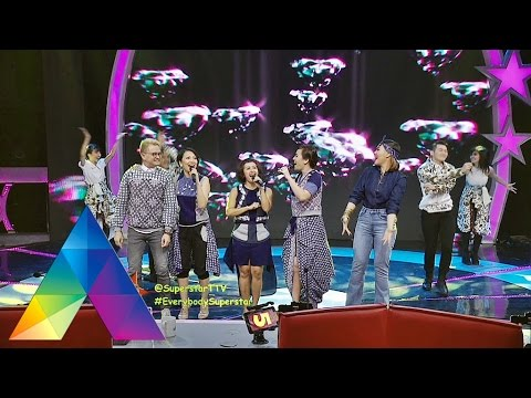 EVERYBODY SUPERSTAR - Chindy, Revi, Sasha (10/03/16) Part 1/6