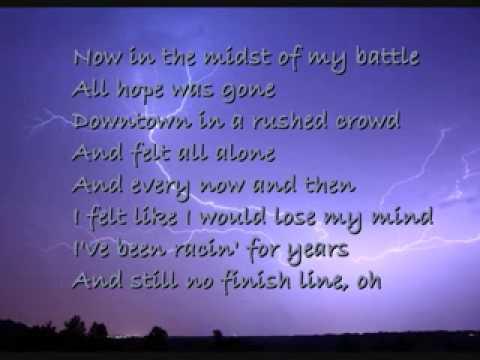 R,Kelly the Storm is over  lyrics