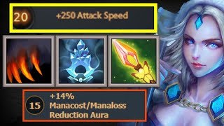 No Mana Problem No Mercy Ultra Speed Impetus | Dota 2 Ability Draft