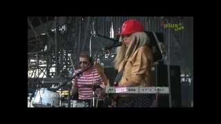 The Ting Tings - Keep Your Head LIVE @ Rock am Ring 2012