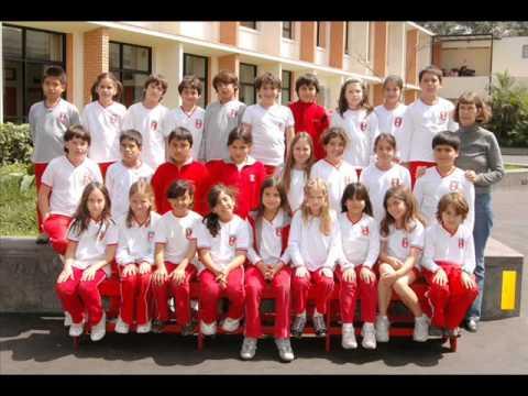 Alumnos Del Colegio Pestalozzi Lima Per 250 Youtube
