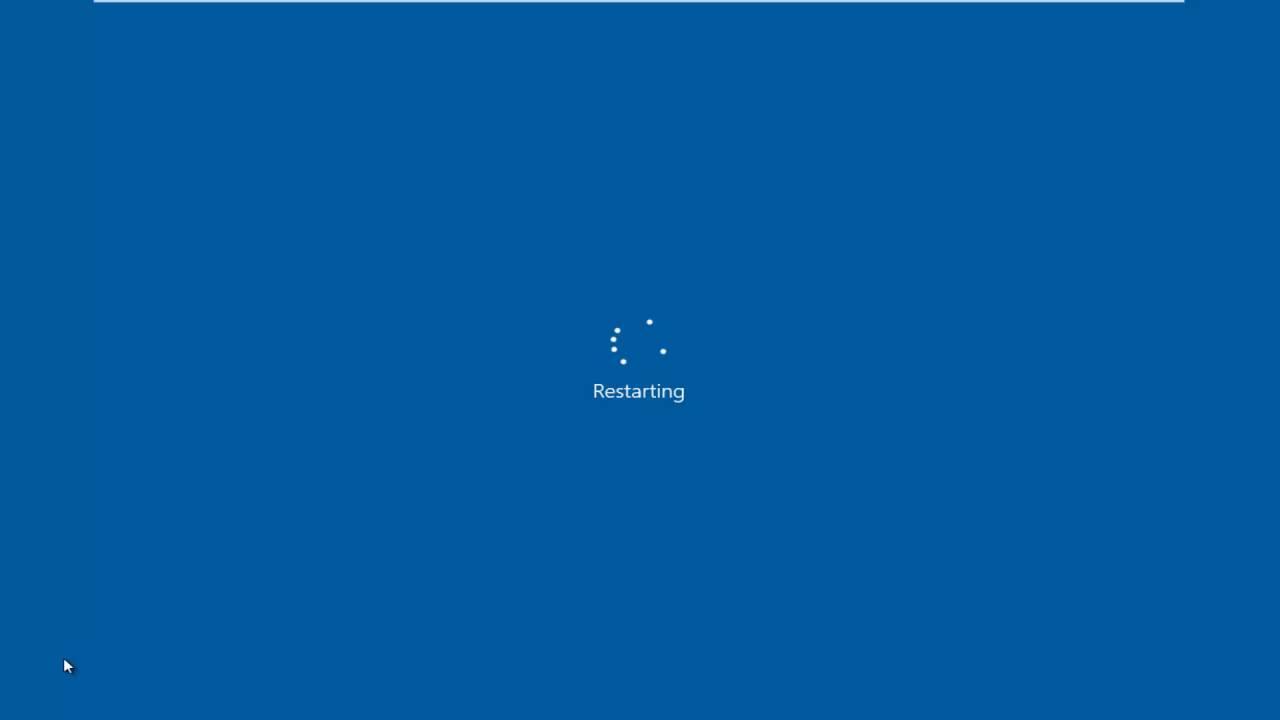 no uefi firmware settings windows 10