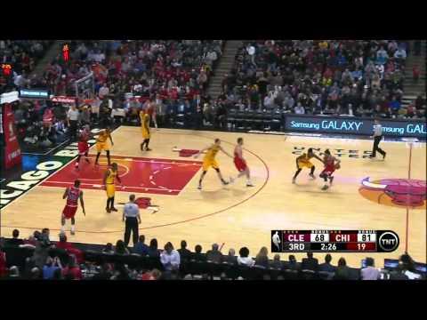 Cleveland Cavaliers vs Chicago Bulls   Highlights   February 12, 2015   NBA Season 2014/15