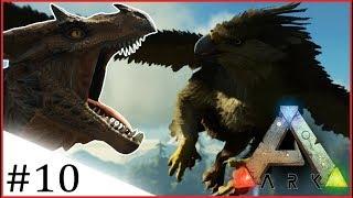 ARK: Survival Evolved   GRIFFIN! NEW MAP - RAGNAROK   #10