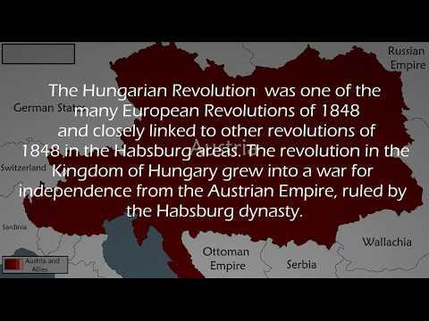 Hungarian Revolution of 1848