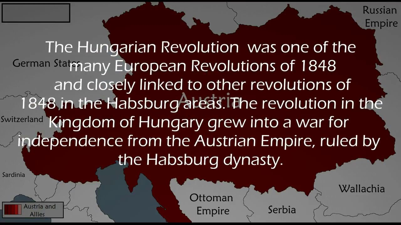 Hungarian Revolution Of 1848 Youtube