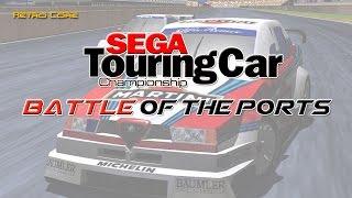 Battle of the Ports - Sega Touring Car Championship - セガ ツーリングカーチャンピオンシップ (Show #41) 60fps