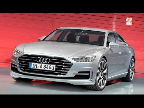 Insider - Zukunftsmodelle von Audi (2015-2018) - YouTube