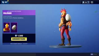 NOUVELLE PEAU 'PROTECTOR POOL' MAGASIN FORTNITE 23/11/2018