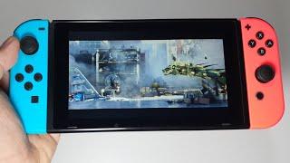 NINJAGO Movie Video Game Nintendo Switch handheld gameplay
