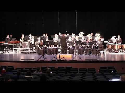 GHS Wind Symphony UIL 4.25.2018