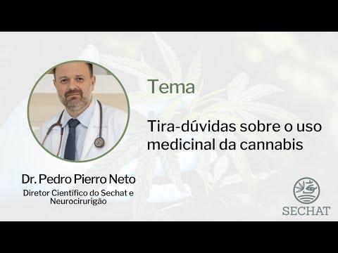 """""""Conversando sobre Cannabis Medicinal"""" - Com Dr. Pedro Pierro"""