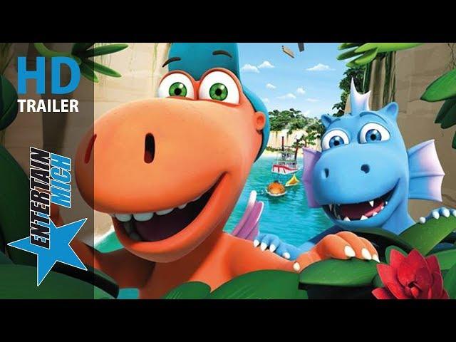Der kleine Drache Kokosnuss – Auf in den Dschungel! (2018) Trailer | HD