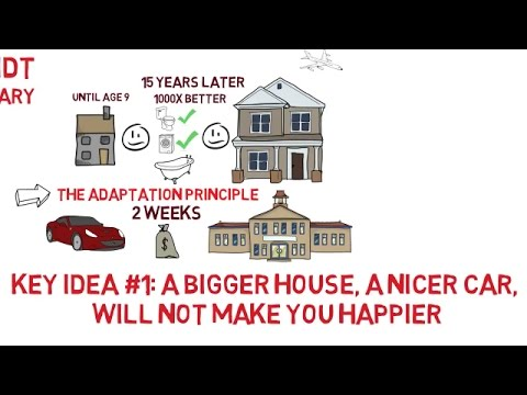 How To Be Happy - The Happiness Hypothesis by Jonathan Heidt Mp3