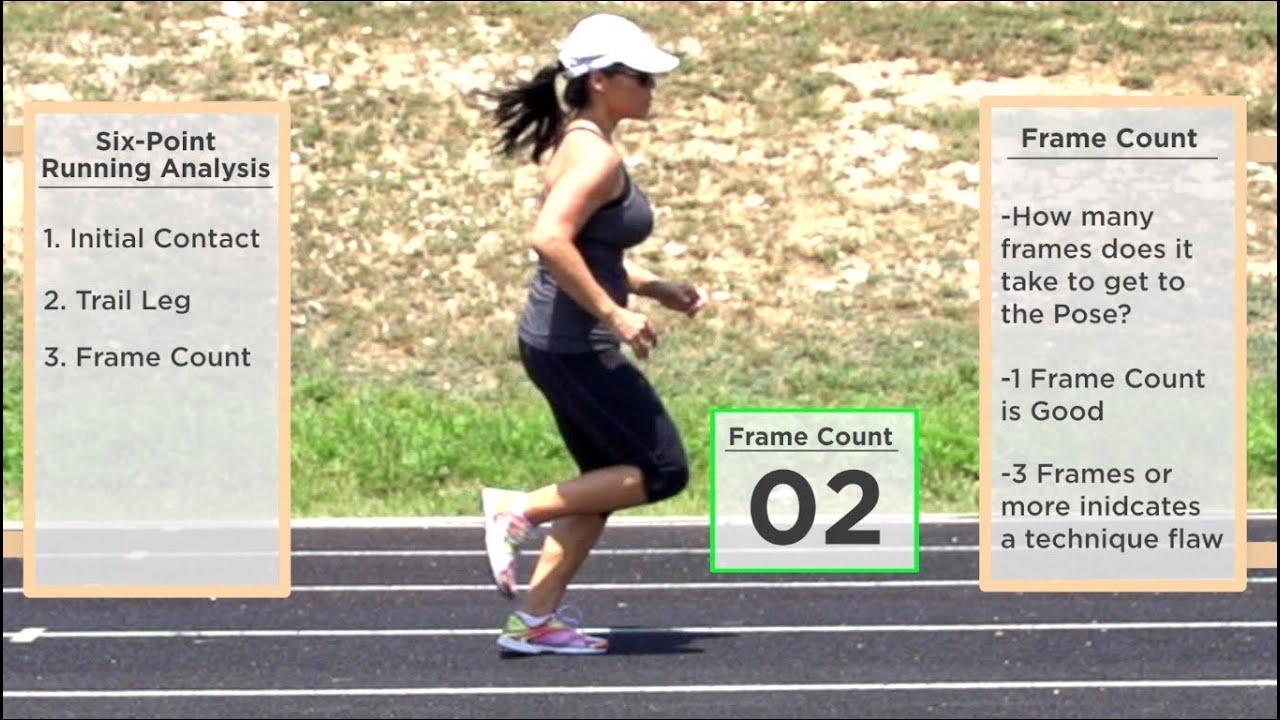 4 - 3: Six-Point Running Analysis - YouTube